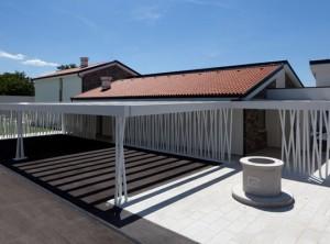 Esempi di strutture portanti stilizzate