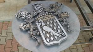 Esempio di stemma nobiliare