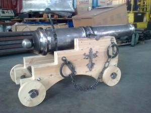Cannone gioco