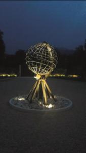 Riproduzione monumento Capo Nord